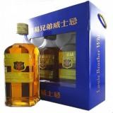 路易兄弟威士忌禮盒